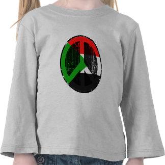 Peace In Sudan T Shirt