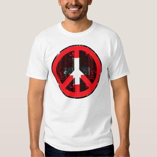 Peace In Switzerland Tshirts