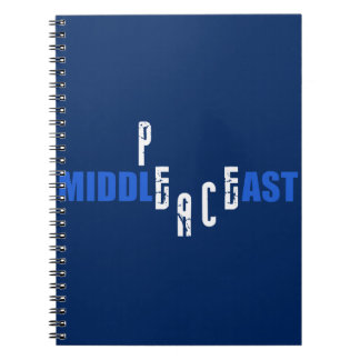 Peace in the Middle East Notebook