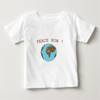 Peace in the World Baby T-Shirt