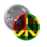 Peace In Togo Pinback Buttons