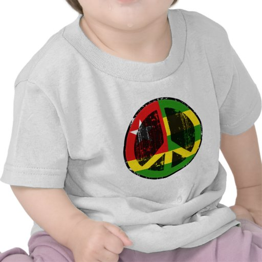 Peace In Togo T-shirt