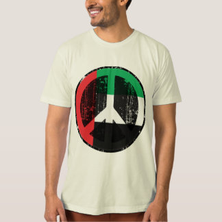 Peace In Uae T-shirt