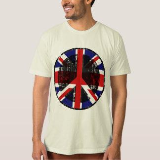 Peace In United Kingdom T-Shirt