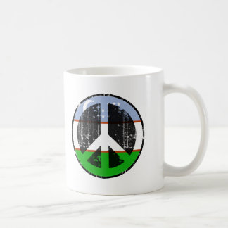 Peace In Uzbekistan Mugs