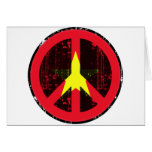 Peace In Vietnam Greeting Cards