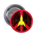Peace In Vietnam Pin