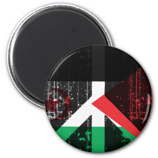 Peace In Western Sahara Refrigerator Magnets
