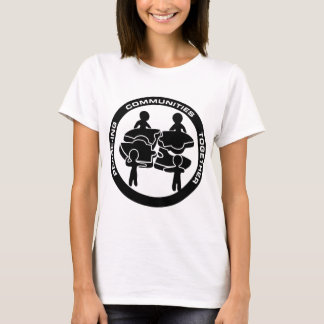 Peace-ing Communities Together T-Shirt