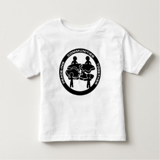 Peace-ing Communities Together Toddler T-shirt