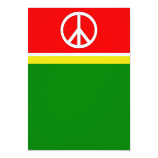 Peace Invitation