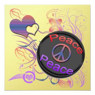 Peace Invitation (TBA)