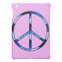 Peace iPad Mini Cover