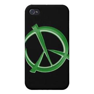 Peace iPhone 4/4S Cases