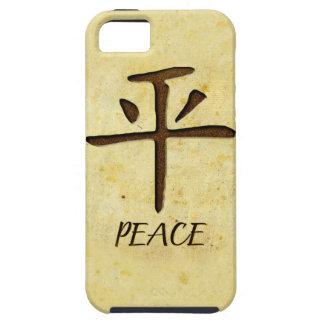 Peace iPhone 5 Case Mate Tough