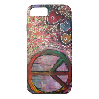 Peace iPhone 7 Case