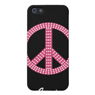 Peace Cover For iPhone 5