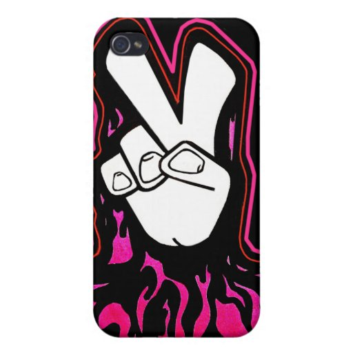 PEACE IPHONE CASE iPhone 4/4S CASES