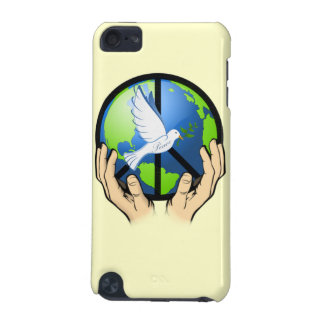 Peace Is In Our Hands iPod Touch (5th Generation) Cover
