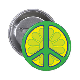 Peace is the Way Pinback Button