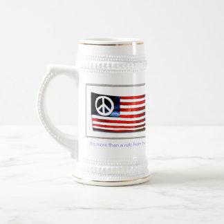 Peace ~ it's more than a relic mug