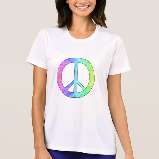 Peace Jersey T-Shirt