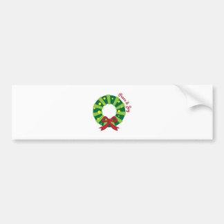 Peace & Joy Bumper Stickers
