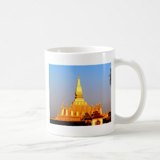 Peace joy golden pagada wat pha-that luang vientia mug