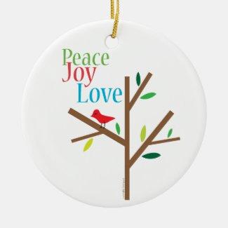 Peace Joy Love Hope