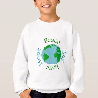 Peace Joy Love Hope Sweatshirt