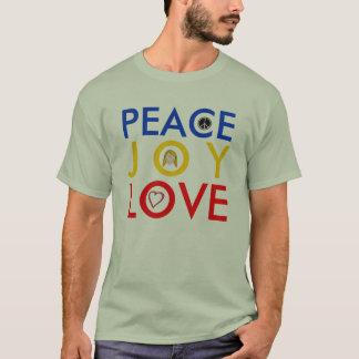 Peace-Joy-Love T-Shirt