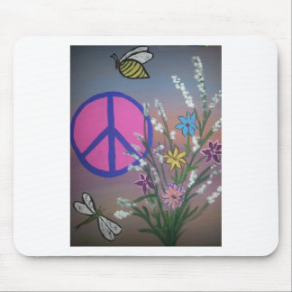 Peace.jpg Mouse Pad