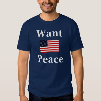 Peace & Justice Tee Shirt