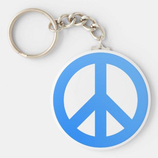 Peace! Key Chain