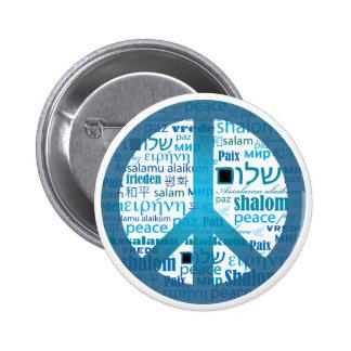Peace Language Button