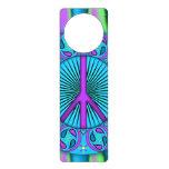 Peace ~ Leaf Door Hanger