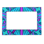 Peace ~ Leaf Magnetic Picture Frames