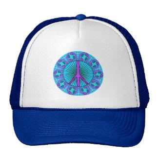 Peace ~ Leaf Trucker Hat