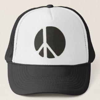 Peace Lid Trucker Hat