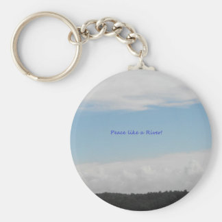 Peace Like a River Collection Key Chain