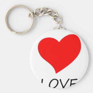 peace love14 keychain
