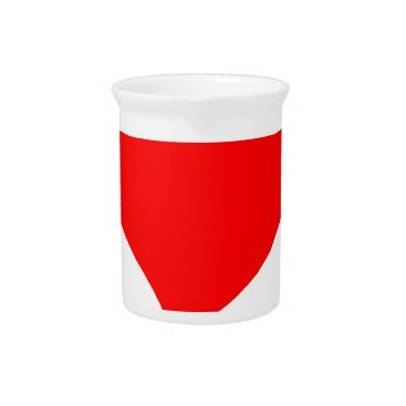 Halloween Themed peace love29 drink pitcher