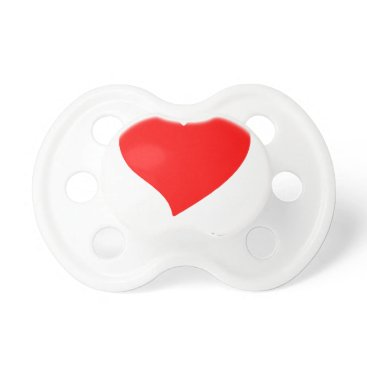 Halloween Themed peace love29 pacifier