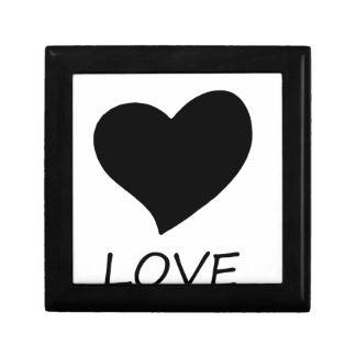 peace love2 jewelry box