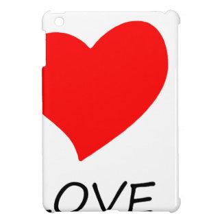 peace love40 iPad mini cover