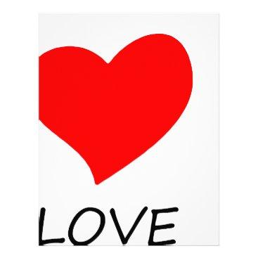 Lawyer Themed peace love40 letterhead