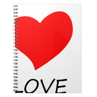 Lawyer Themed peace love40 notebook