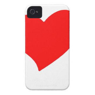 peace love4 iPhone 4 case