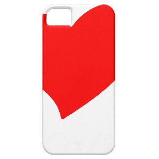 peace love4 iPhone SE/5/5s case
