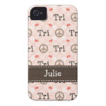 Peace Love 13.1 iPhone 4 4s Case-Mate Cover iPhone 4 Cover